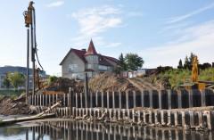 Port i nabrzeże Wisły w Grudziądzu