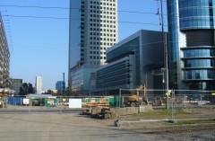 II linia metra w Warszawie – stacja C10 Rondo ONZ