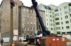 ul. Kowieńska, Warszawa